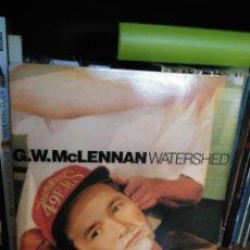 Discos de vinilo: G.W.MCLENNAN WATERSHED 1991. Lote 79624575