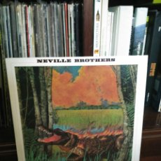 Discos de vinilo: NEVILLE BROTHERS 394866-1 REISSUE GERMANY ...ON THE BAYOU. Lote 79627353