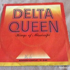 Discos de vinilo: KINGS OF MISSISIPI. DELTA QUEEN. ONCE BITTEN , TWICE SHY. MOVIEPLAY 1972. Lote 79630133