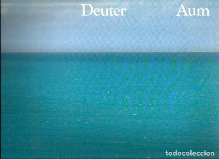 LP DEUTER : AUM ( ELECTRONIC EXPERIMENTAL AMBIENT ) (Música - Discos - LP Vinilo - Electrónica, Avantgarde y Experimental)