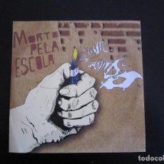 Discos de vinilo: EP - H.C. OLD SCHOOL - MORTO PELA ESCOLA - 2010 - IMPORTACIÓN BRASIL. Lote 79662105