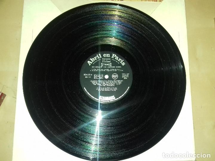 Discos de vinilo: ABRIL EN PARIS 4 LP 50 GRANDES CANCIONES FRANCESAS-ESTUCHE DE CARTON-DYNAGROOVE-READER´S DIGEST - Foto 8 - 79663261