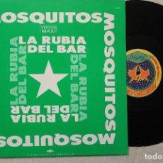 Discos de vinilo: VARIOS MOSQUITOS PHIL MANZANERA MAXI SINGLE VINYL MADE IN SPAIN 1990. Lote 79665765