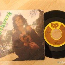 Discos de vinilo: PATCHWORK AFRO-DISIAC SINGLE 1972 LLEVA SELLO PROMOCIONAL. Lote 79666533