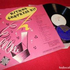 Discos de vinilo: RITMOS SOPRESA Nº 17 LP 195? TELEFUNKEN EDICION ESPAÑOLA SPAIN TEST PRESSING PROMO. Lote 79724729