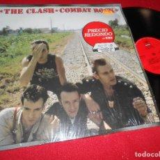 Discos de vinilo: THE CLASH COMBAT ROCK LP 1986 CBS SONY EDICION ESPAÑOLA SPAIN. Lote 79743845