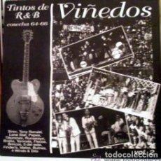 Discos de vinilo: VIÑEDOS VOL. 2 CON FUNDA INTERIOR + HOJA INFORMATIVA, EDICIÓN LIMITADA A 400 EJEMPLARES Y NUMERADA. Lote 79750313