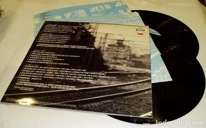 Discos de vinilo: MODESTIA APARTE - MODESTAMENTE... HASTA SIEMPRE - 2 LP + ENCARTES 1994 POLYDOR - Foto 2 - 79751425