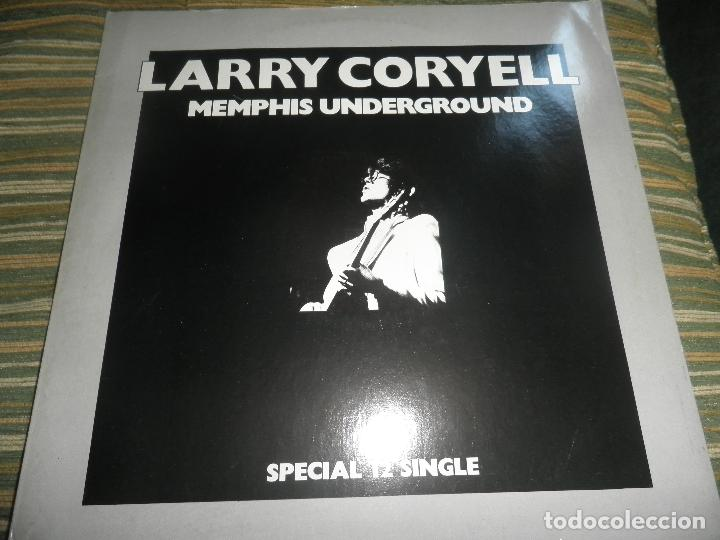 Discos de vinilo: LARRY CORYELL - MEMPHIS UNDERGROUND - MASI 45 RPM - ORIGINAL INGLES - BARCLAY 1978 - EGG - Foto 7 - 79753737