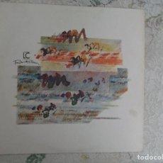 Discos de vinilo: THE DURUTTI COLUMN 1982 NUEVOS MEDIOS ED ESPAÑOLA. Lote 79757081