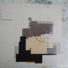 Discos de vinilo: THE DURUTTI COLUMN CIRCUSES AND BREAD FACTORY RECORDS BASE RECORDS BOLOGNA. Lote 79757417