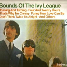 Discos de vinilo: LP THE IVY LEAGUE : SOUNDS OF THE IVY LEAGUE (PYE RECORDS, 1967 ). Lote 79759317