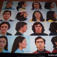 Discos de vinilo: LP DE JUBAL, RAICES. EDICION CBS DE 1973.. Lote 79776753