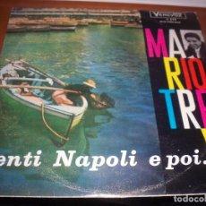 Discos de vinilo: LP DE MARIO TREVI. SENTI NAPOLI E POI... EDICION VENEVOX (VENEZUELA). SUPER RARO.. Lote 79781561