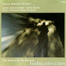 Discos de vinilo: KENNY WHEELER THE WIDOW IN THE WINDOW ECM 1417 GERMANY 1990 HOJA INTERIOR. Lote 79783141