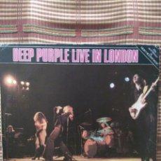 Discos de vinilo: DEEP PURPLE LIVE IN EUROPE. Lote 79789977