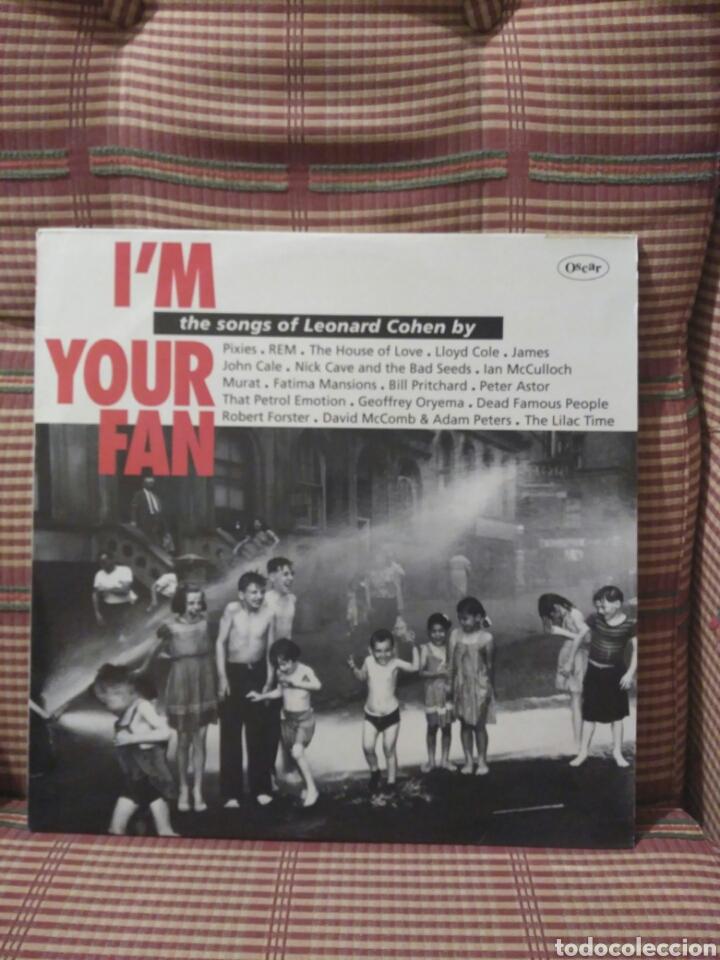 I'M YOUR FAN THE SONGS OF LEONARD COHEN (Música - Discos - LP Vinilo - Grupos Españoles de los 90 a la actualidad)