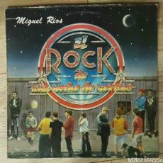 Discos de vinilo: VINILO MIGUEL RÍOS EL ROCK DE UNA NOCHE DE VERANO. Lote 79793421