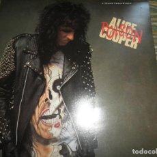 Discos de vinilo: ALICE COOPER - POISON MAXI 45 R.P.M. - ORIGINAL INGLES - EPIC RECORDS 1989 - MUY NUEVO -. Lote 79796053