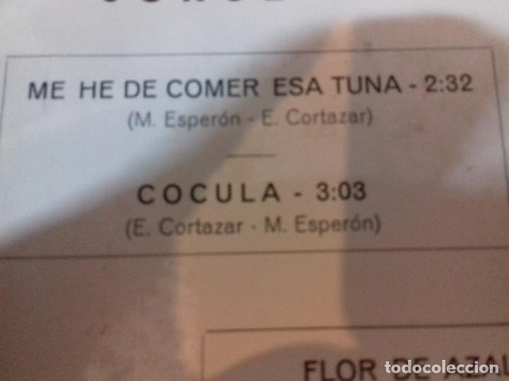 Discos de vinilo: Jorge Negrete - Me he de comer esa Tuna / Cocula/flor de azalea/fiestra mexicana/RCA Victor - Foto 4 - 79799549