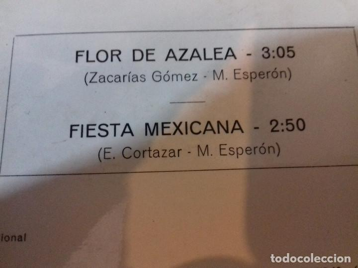 Discos de vinilo: Jorge Negrete - Me he de comer esa Tuna / Cocula/flor de azalea/fiestra mexicana/RCA Victor - Foto 5 - 79799549