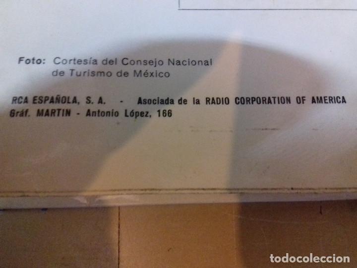 Discos de vinilo: Jorge Negrete - Me he de comer esa Tuna / Cocula/flor de azalea/fiestra mexicana/RCA Victor - Foto 6 - 79799549