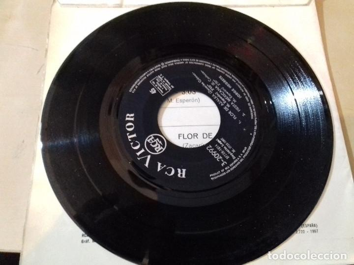 Discos de vinilo: Jorge Negrete - Me he de comer esa Tuna / Cocula/flor de azalea/fiestra mexicana/RCA Victor - Foto 7 - 79799549