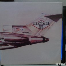 Discos de vinilo: LP VINILO BEASTIE BOYS - LICENSED TO ILL - DEF JAM RECORDS - RAP HIP HOP USA - GATEFOLD COVER. Lote 79804205