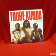 Discos de vinilo: TOURE KUNDA - WADINI, MAMADIYO, TREMA 1986, DE FRANCIA.. Lote 79833573