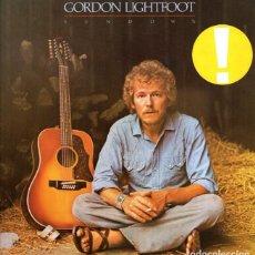 Discos de vinilo: GORDON LIGHTFOOT-SUNDOWN LP. Lote 79846153