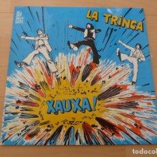 Discos de vinilo: LP LA TRINCA XAUXA EDIGSA 1972 MUY BUEN ESTADO. Lote 79862081