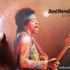 Discos de vinilo: LP JIMI HENDRIX. ¡¡ENVIO CERTIFICADO GRATIS!!!. Lote 79864425