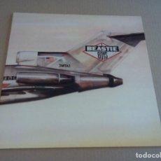 Discos de vinilo: BEASTIE BOYS - LICENSED TO ILL (LP DEF JAM RECORDINGS DEF 450062 1) NUEVO. Lote 79864965
