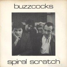 BUZZCOCKS-SPIRAL SCRATCH (7'' single.Mute.2000) h. devoto. clasico punk.mitico primer single