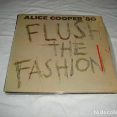 Discos de vinilo - Alice Cooper Flush The Fashion - 79870489
