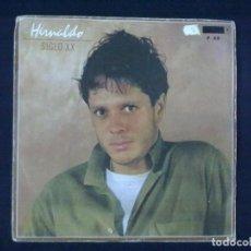 Discos de vinilo: HERNALDO SIGLO XX VERSION EL DIA QUE LA MUSICA MURIO PROMOCIONAL. Lote 79877253