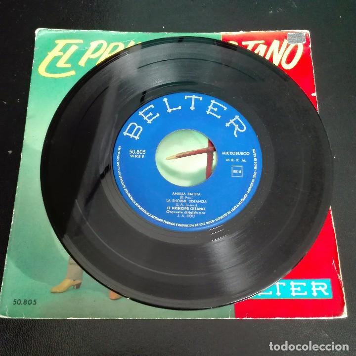 Discos de vinilo: El Principe Gitano - Amalia Batista +3 1968 EP BELTER - Foto 4 - 79878581