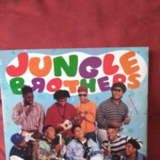 Discos de vinilo: JUNGLE BROTHERS 'DOIN'OUR OWN DANG MAXI. Lote 79884077