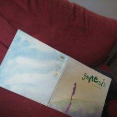 Discos de vinilo: GÉNESIS NO SON OF MINE UK ORIGINAL ED. PORTADA DOBLE CON INVISIBLE TOUCH LIVE Y LIVING FOREVER. Lote 79884950