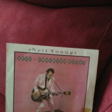 Discos de vinilo: N. YOUNG WONDERIN' (PROMO SIN CARA B). Lote 79893715