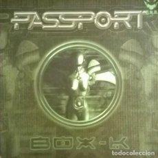Discos de vinilo: PASSPORT-BOX-K, C.H.R-CHR-526. Lote 79901337