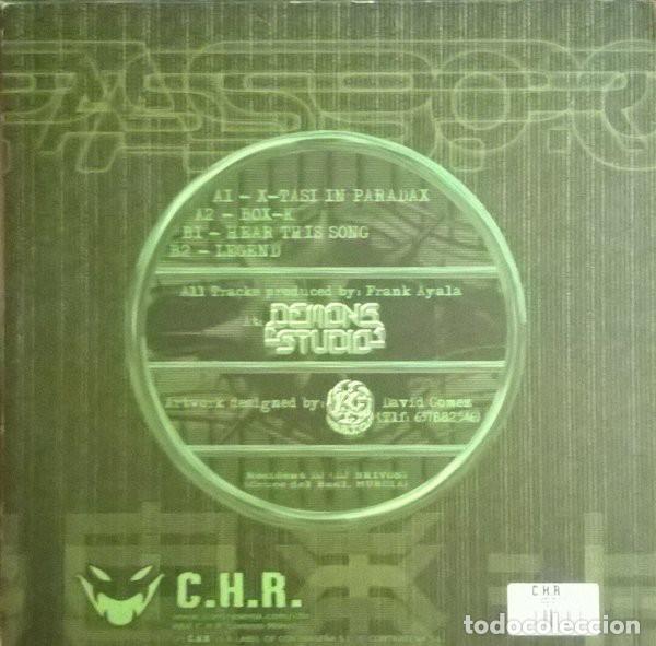Discos de vinilo: Passport-Box-K, C.H.R-CHR-526 - Foto 2 - 79901337