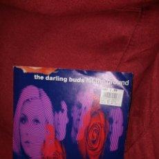Discos de vinilo: THE DARLING BUDS HIT THE GROUND (ETIQUETA HMV EN PORTADA). Lote 79902749