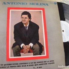 Discos de vinilo: ANTONIO MOLINA -LP 1972 EMI. Lote 79914569