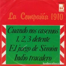 Discos de vinil: 1910 FRUITGUM COMPANY - SIMON SAYS - R@RE MEXICAN EP 45. Lote 79920533