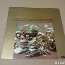 Discos de vinilo: BERLIOZ - OVERTURES (BOSTON SYMPHONY ORCHESTRA, CHARLES MUNCH) (LP 1978, GOLD SEAL GL 42696). Lote 79922793
