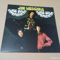 Discos de vinilo: JIMI HENDRIX - ARE YOU EXPERIENCED (LP REEDICIÓN) NUEVO. Lote 180415970