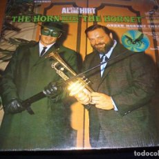 Discos de vinilo: LP DE AL HIRT. THE HORN MEETS THE HORNET. EDICION RCA 1968 (VENEZUELA). MEGA RARO Y COMO NUEVO.. Lote 79933197