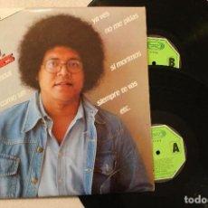 Discos de vinilo: PABLO MILANES 2LP VINILOS MADE IN SPAIN 1981. Lote 79940197