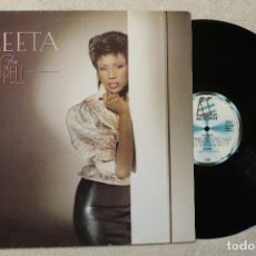 Discos de vinilo: SYREETA THE SPELL LP VINYL MADE IN GERMANY 1983. Lote 79941261